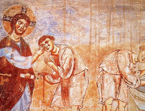 ELOCUENCIA SIN PALABRAS (Mc 7, 31-37)